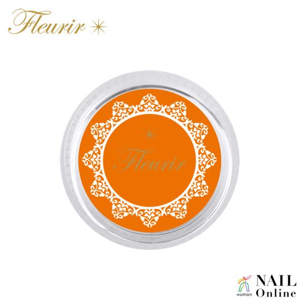【Fleurir】 カラーパウダー 4g OR-M  オレンジ