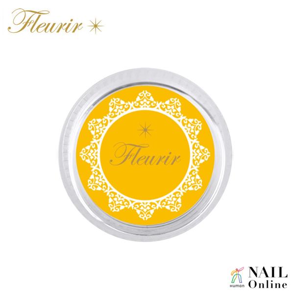 【Fleurir】 カラーパウダー 4g YW-M  イエロー