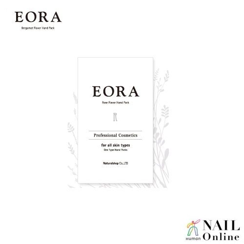 【EORA EGF】 ハンドパック  <16g×1袋> ローズ