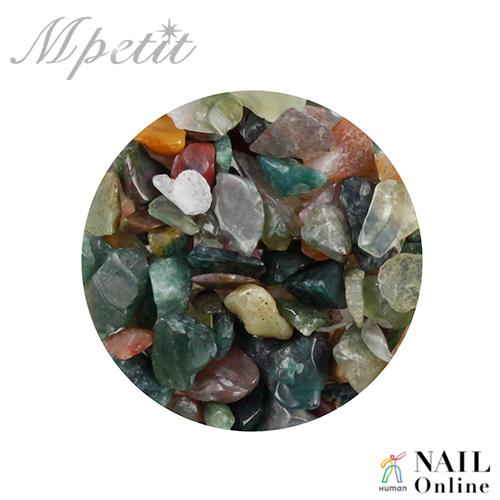 【Mpetit】 ナチュラルストーン(クリアケース入り) モロッコミックスB 3.5g