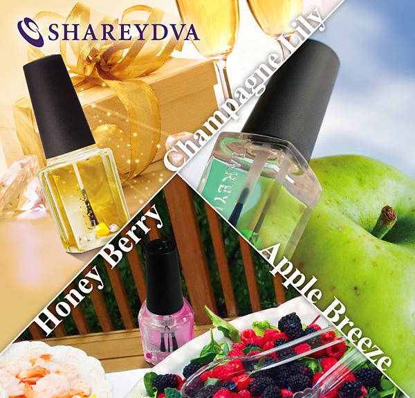 【SHAREYDVA】 キューティクルオイル シャンパンリリー 15ml
