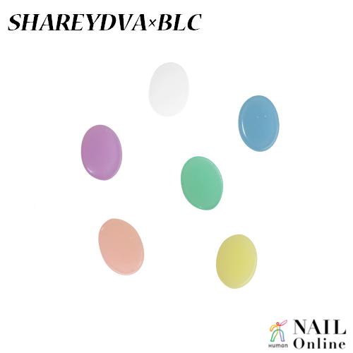 【SHAREYDVA×BLC】 フラットパーツ オーバル 12P