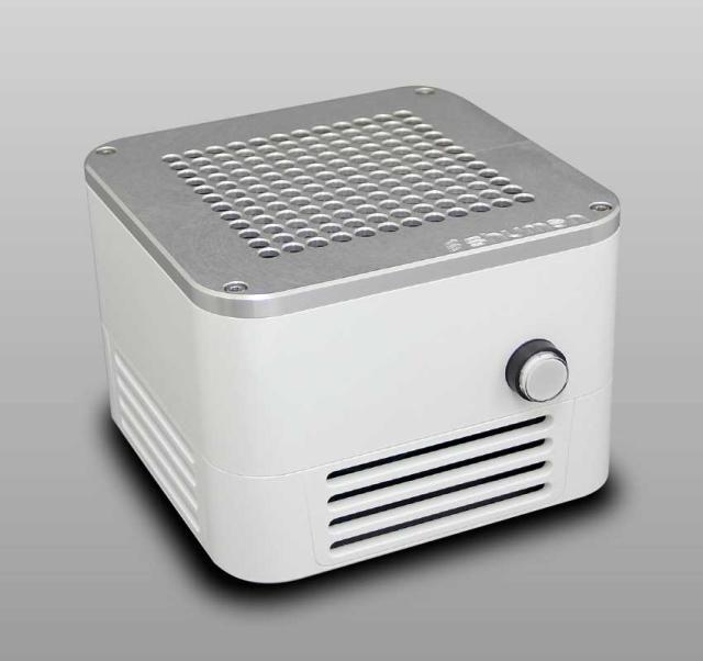 小型脱臭機Shuman Cube(HUMAN ACADEMY特別仕様)【送料無料】