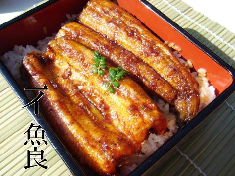国産鰻蒲焼き(タレ,山椒付属)】