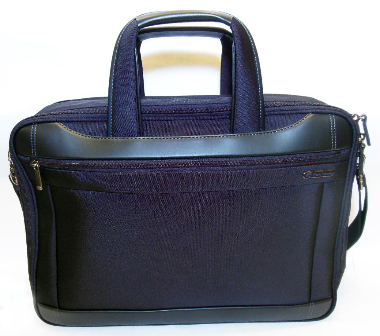 ワールドトラベラービジネスバッグ