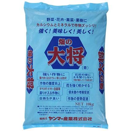 作物の質・味・姿を良くする「畑の大将(10kg)」