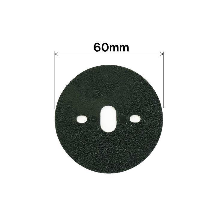 防草シート用ワッシャー(緑)<50枚セット>(NO.7203PWF)