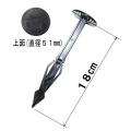 ジグザグプラ杭ZPK180E<50本セット>