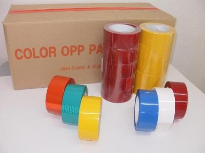 OPPテープCL-4852N(48mm幅 X100m)52μ1箱50巻入