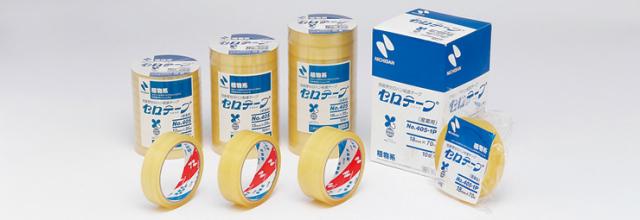 ニチバン セロテープ No405 【12mm幅】 300巻入り