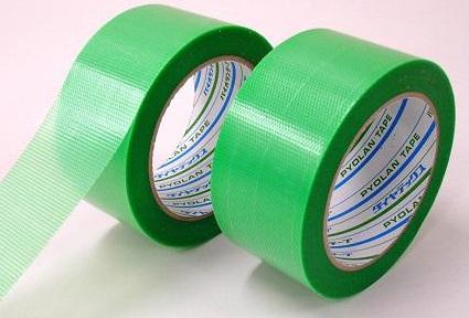 パイオラン養生用Y-09GR 50×25 緑 1箱30巻入り