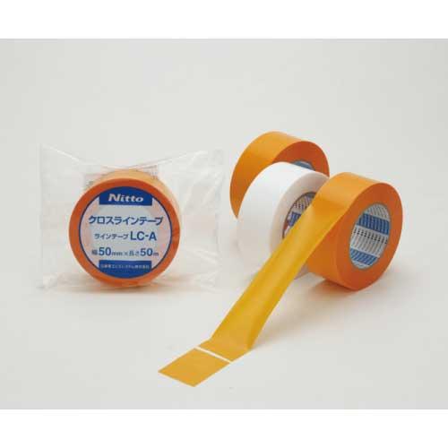 クロスラインテープLC-A 50mmx50m   10巻入り
