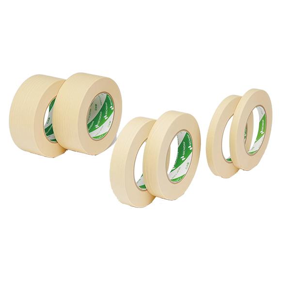 ニチバン 331 クレープテープ 12mmx50m 120巻/1箱