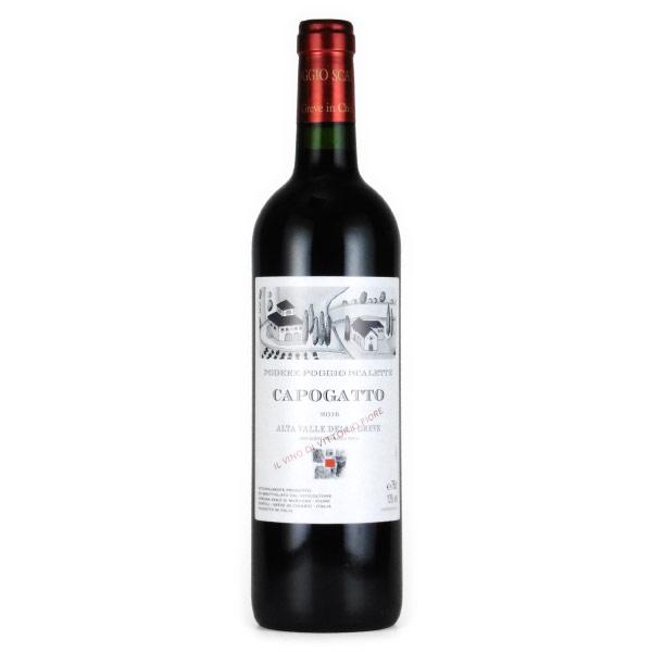 カポガット 2016 ポッジョ・スカレッテ イタリア トスカーナ 赤ワイン 750ml