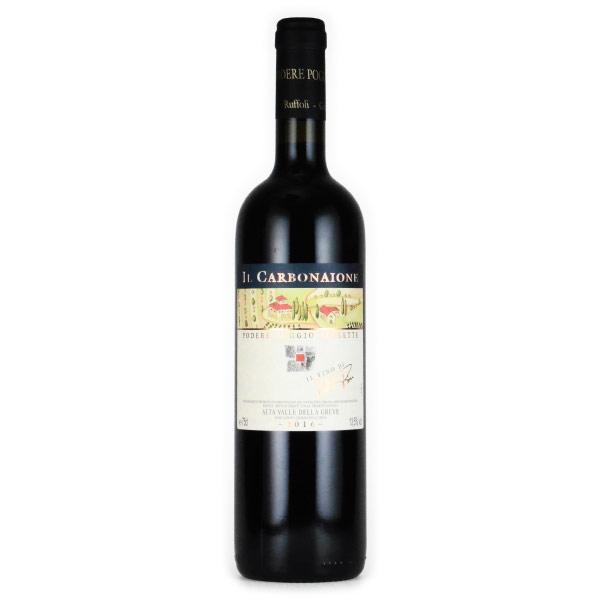イル・カルボナイオーネ 2016 ポッジョ・スカレッテ イタリア トスカーナ 赤ワイン 750ml