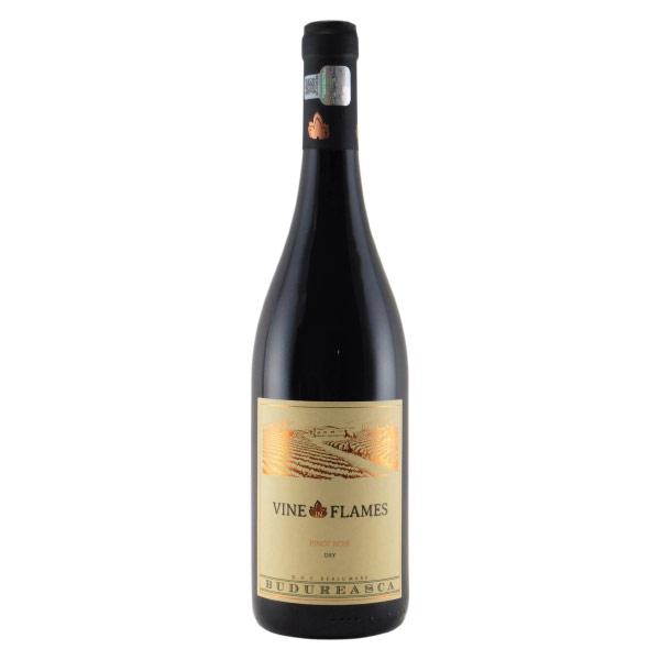 ヴァイン・イン・フレイム ピノ・ノワール 2018 ブドゥレアスカ ルーマニア デアル・マーレ 赤ワイン 750ml