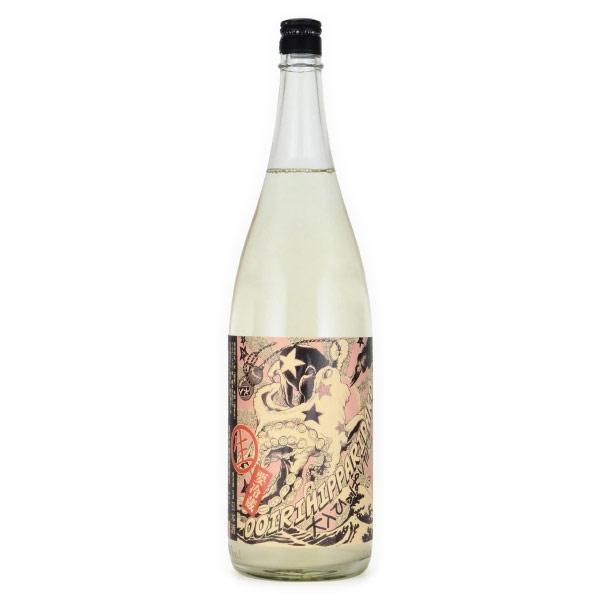 北島・大入りひっぱりだこ 純米吟醸酒 無濾過生 滋賀県北島酒造 1800ml