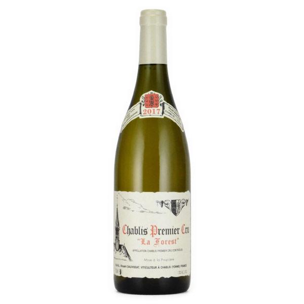 シャブリ 1er ラ・フォレ プルミエ・クリュ 2017 ヴァンサン・ドーヴィサ フランス ブルゴーニュ 白ワイン 750ml