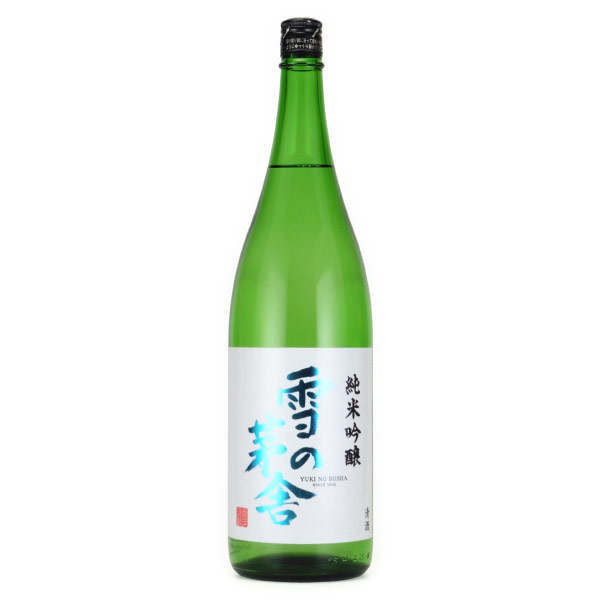 雪の茅舎 純米吟醸酒 秋田県齋彌酒造店 1800ml