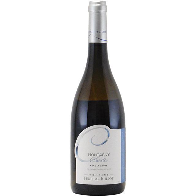 モンタニー カミーユ 2015 フイヤ・ジュイヨ フランス ブルゴーニュ 白ワイン 750ml