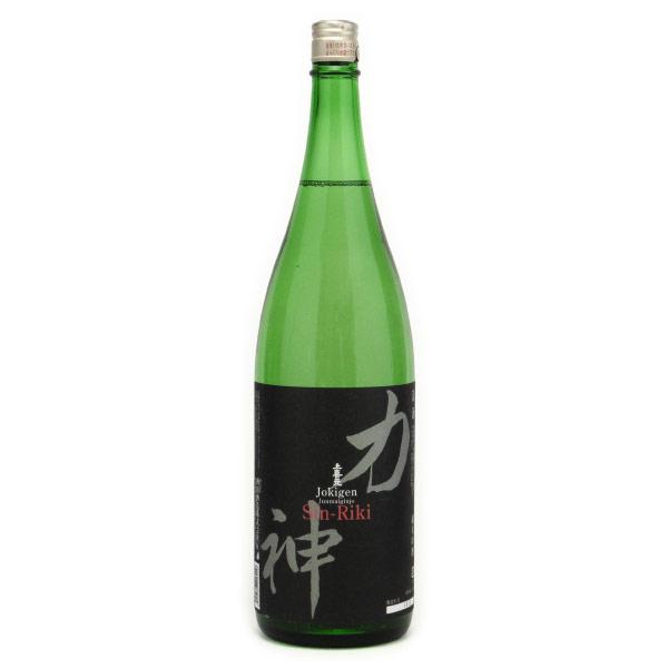 上喜元 神力 純米吟醸 中採り酒 山形県酒田酒造 1800ml
