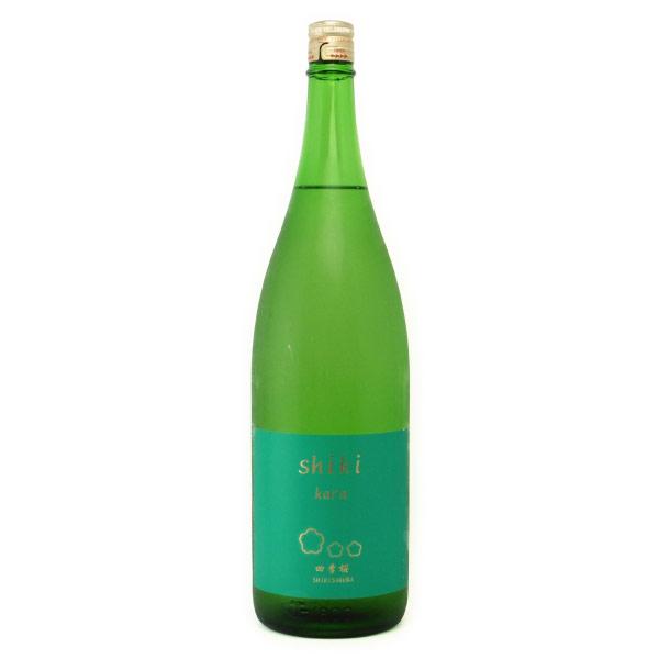 四季桜 shiki kara 純米吟醸酒 栃木県宇都宮酒造 1800ml