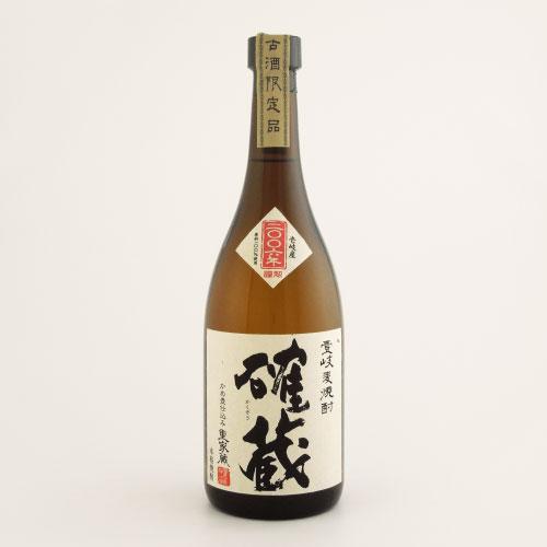 確蔵(かくぞう)麦焼酎 長崎県重家酒造(限定商品) 720ml