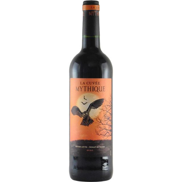 キュヴェ・ミティーク赤 ハロウィンラベル 2019 フランス ラングドック 赤ワイン 750ml