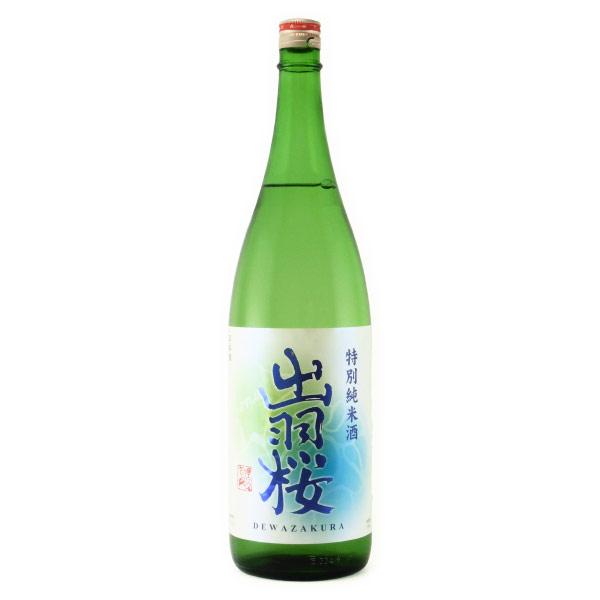 出羽桜 HONU 特別純米酒 山形県出羽桜酒造 1800ml