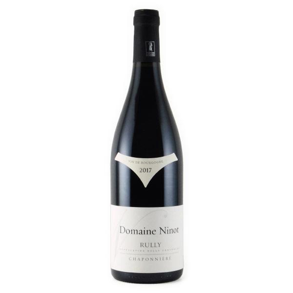 リュリー シャポニエール 2017 ニノ フランス ブルゴーニュ 赤ワイン 750ml
