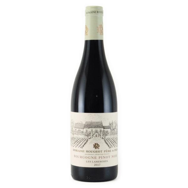 ブルゴーニュ レ・ラムローズ 2017 ルージョ・ペール・エ・フィス フランス ブルゴーニュ 赤ワイン 750ml