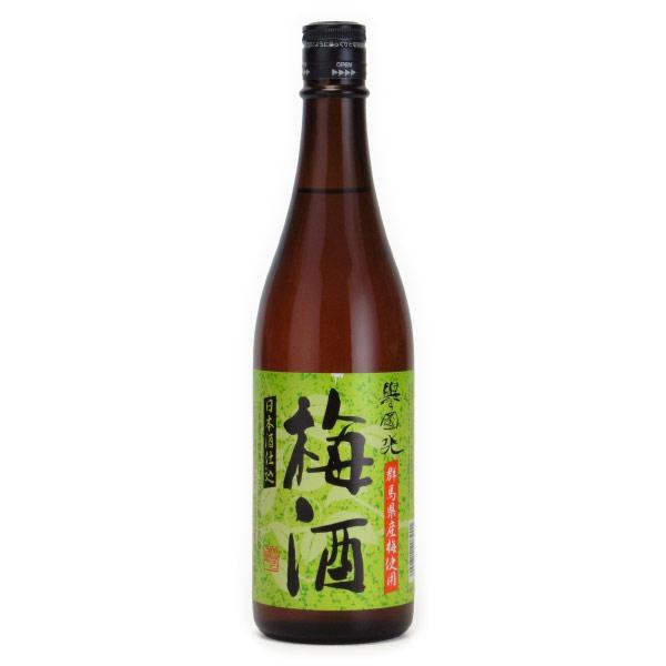 誉国光(梅酒) 群馬県 土田本店 720ml