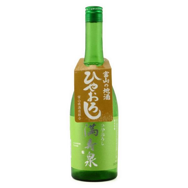 満寿泉 純米吟醸酒 ひやおろし 富山県枡田酒造 720ml