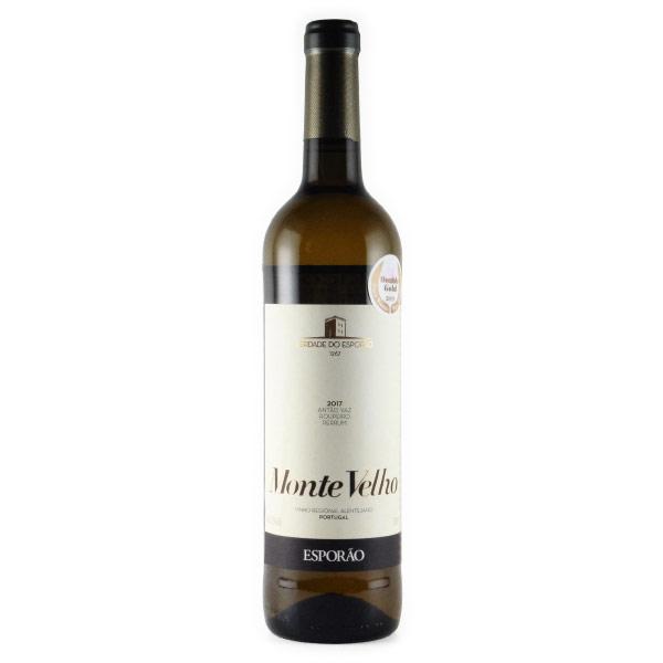 モンテヴェーリョ ホワイト 2017 エスポラン ポルトガル アレンテージョ 白ワイン 750ml