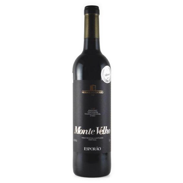 モンテヴェーリョ レッド 2017 エスポラン ポルトガル アレンテージョ 赤ワイン 750ml