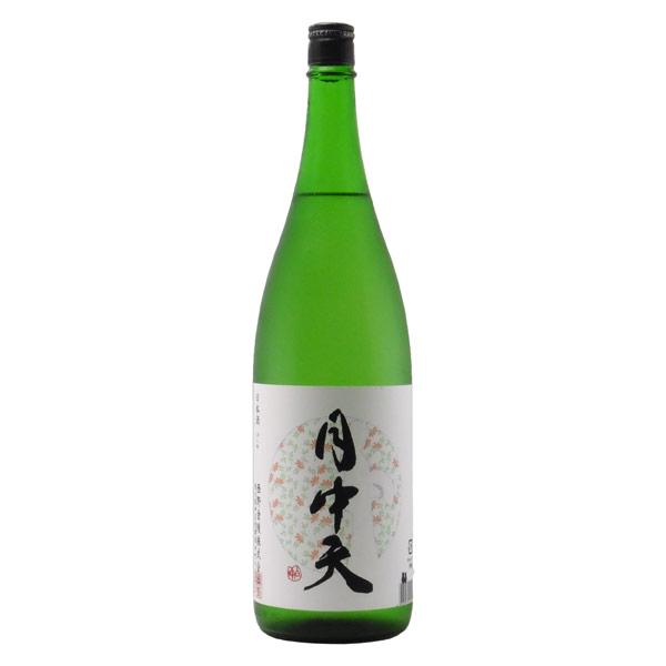 金陵「月中天」 純米酒 無ろ過 加水一火 香川県西野金陵 1800ml
