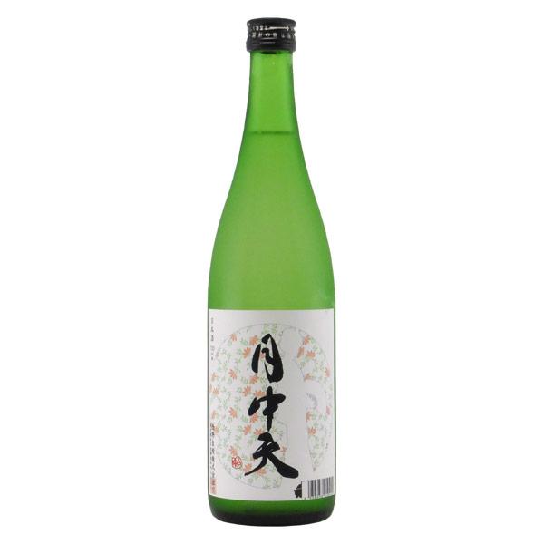 金陵「月中天」 純米酒 無ろ過 加水一火 香川県西野金陵 720ml