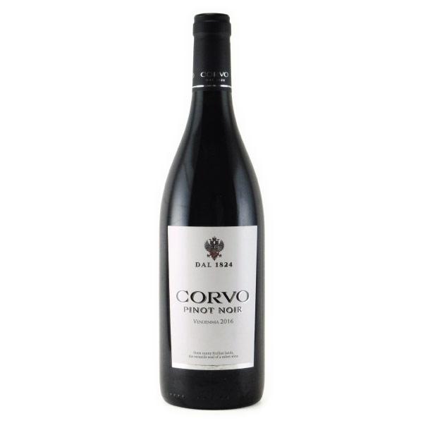 コルヴォ・ピノ・ノワール 2016 ドーカ・ディ・サラバルータ イタリア シチリア 赤ワイン 750ml