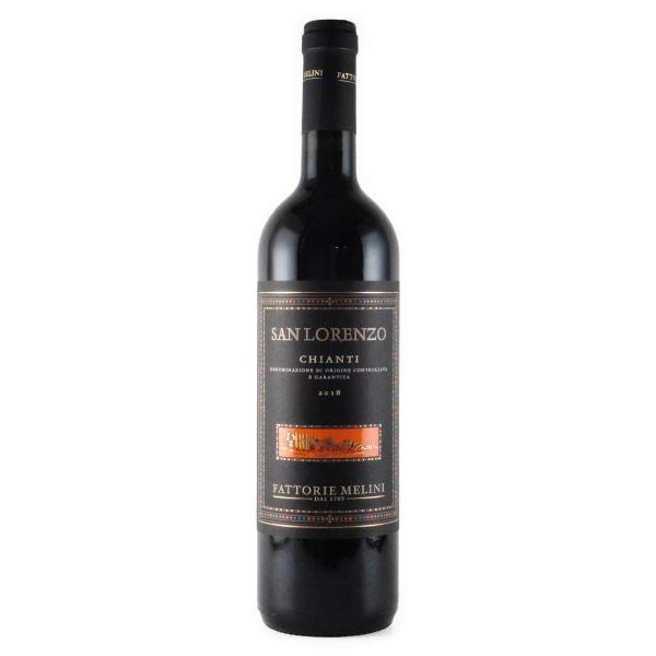 キャンティ・サン・ロレンツォ 2018 メリーニ イタリア トスカーナ 赤ワイン 750ml