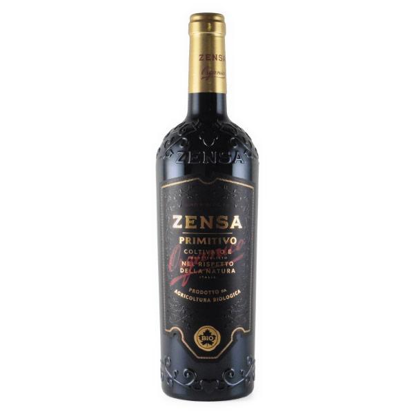 ゼンサ・プリミティーヴォ プーリア・オーガニック 2017 テッレ・チェヴィコ イタリア プーリア 赤ワイン 750ml