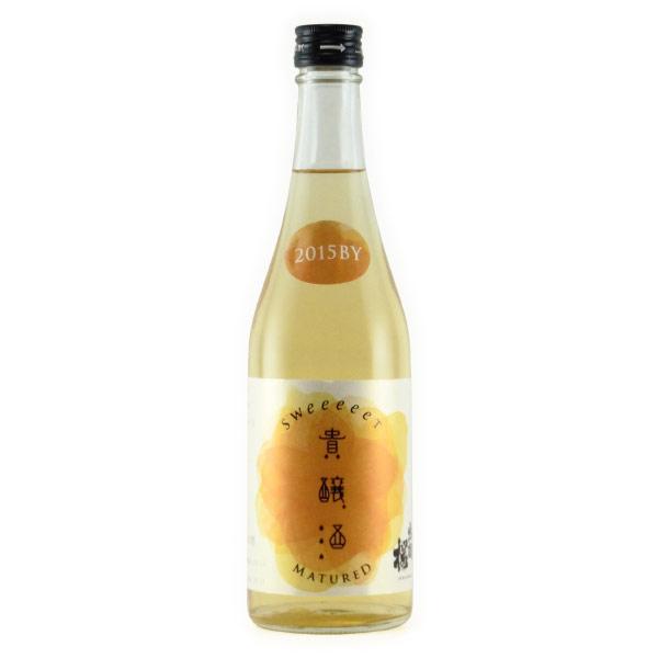出羽桜 貴醸酒 SWeeeeeT MATURED 山形県出羽桜酒造 500ml