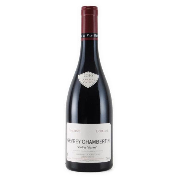 ジュヴレ・シャンベルタン ヴィエイユ・ヴィーニュ 2016 ドメーヌ・コワイヨ フランス ブルゴーニュ 赤ワイン 750ml