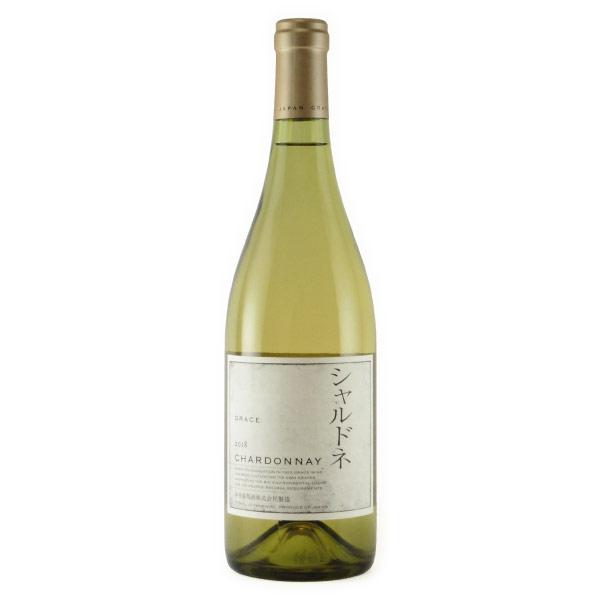 グレイス シャルドネ 2018 中央葡萄酒 日本 山梨県 白ワイン 750ml