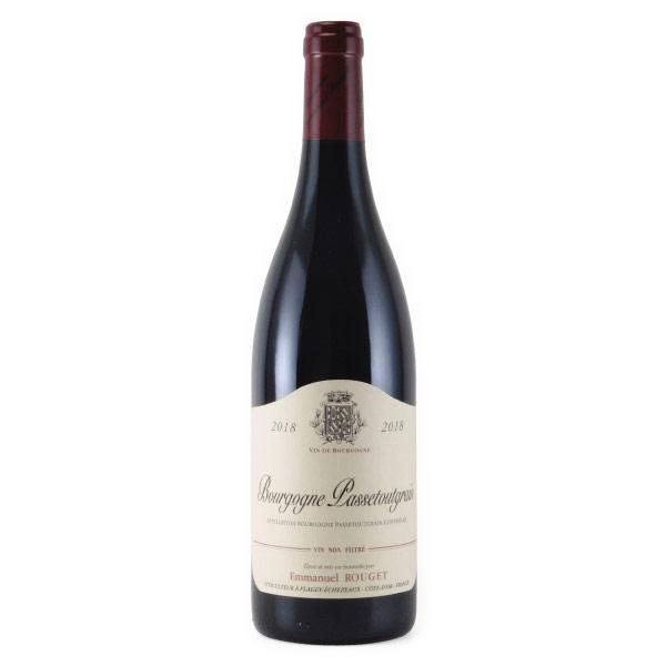 ブルゴーニュ・パストゥーグラン 2018 エマニュエル・ルジェ フランス ブルゴーニュ 赤ワイン 750ml