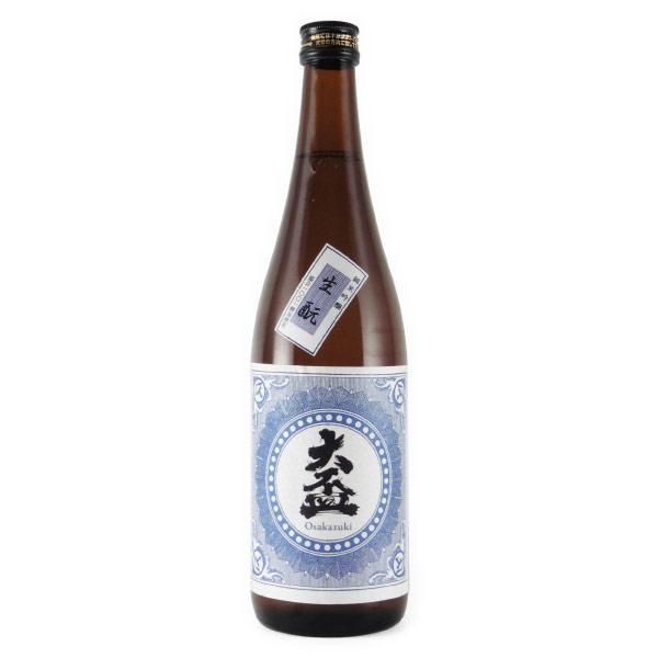 大盃 生もと 純米吟醸酒 群馬県牧野酒造 720ml