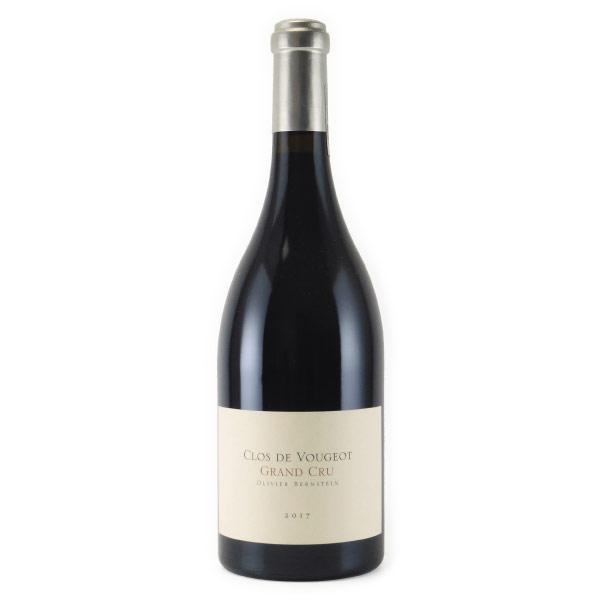 クロ・ド・ヴージョ グランクリュ 2017 オリヴィエ・バーンスタイン フランス ブルゴーニュ 赤ワイン 750ml