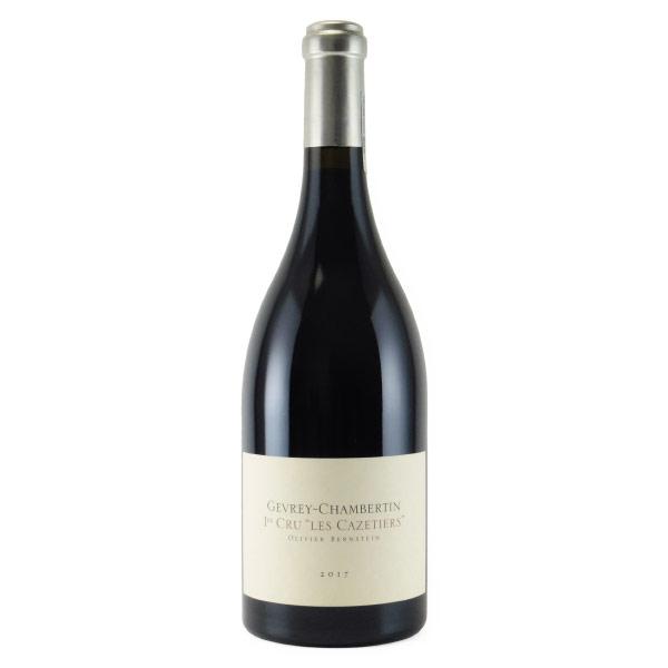 ジュヴレ・シャンベルタン プルミエ・クリュ・レ・カズティエ 2017 オリヴィエ・バーンスタイン フランス ブルゴーニュ 赤ワイン 750ml