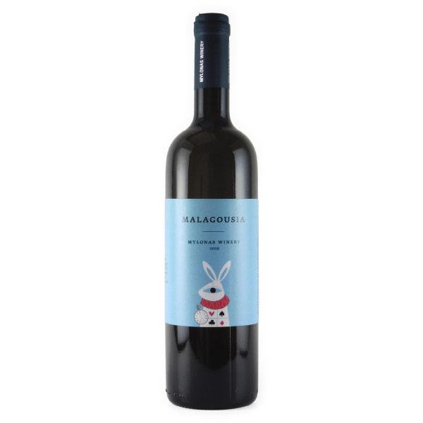 マラグジア 2018 ミロナス ギリシャ アッティカ 白ワイン 750ml
