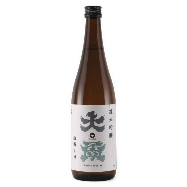 大盃 山酒4号 純米吟醸酒 WINTER SPECIAL 群馬県牧野酒造 720ml