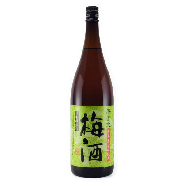 誉国光(梅酒) リキュール 群馬県 土田本店 1800ml